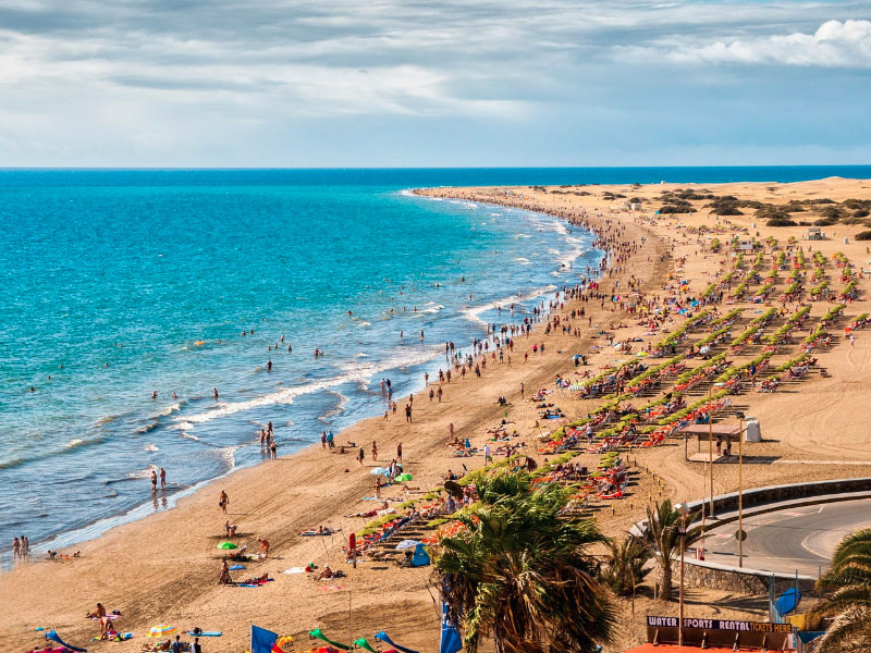 Beaches Maspalomas