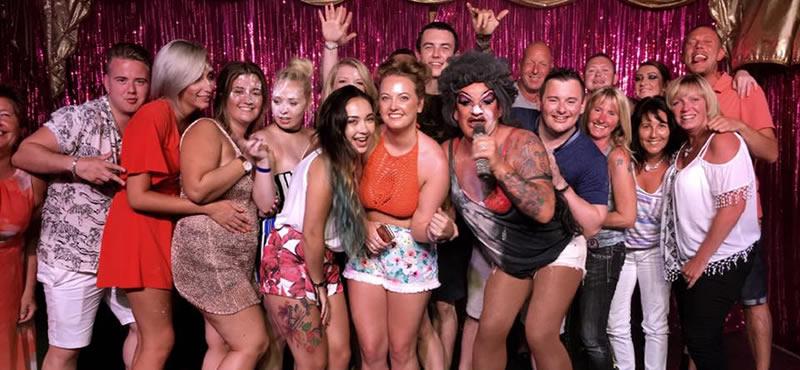 Sparkles Gay Show Bar Gran Canaria