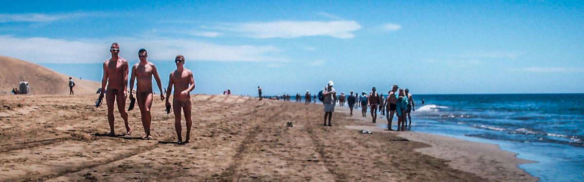 Maspalomas Gay Beach