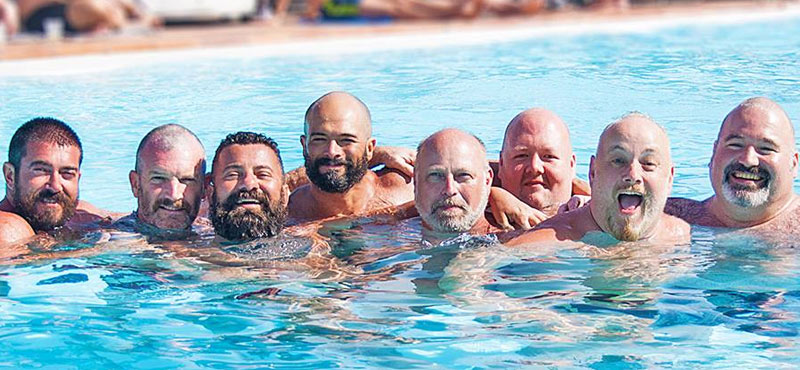 Bear Pool Party Maspalomas